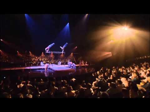 Nightwish - Edema Ruh || Cirque du Soleil ||