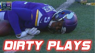 Dirtiest Cheap Shots in NFL Football History (DIRTY) thumbnail