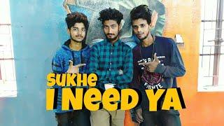 I Need Ya Dance Cover   Sukhi song 2018   Choreography By Bikash Bicky Rdx