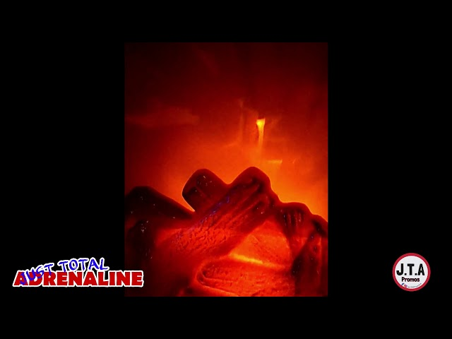 Flame Effect Relaxation Video with Relaxing  Music by @JTAPromos www.JTAPromos.net