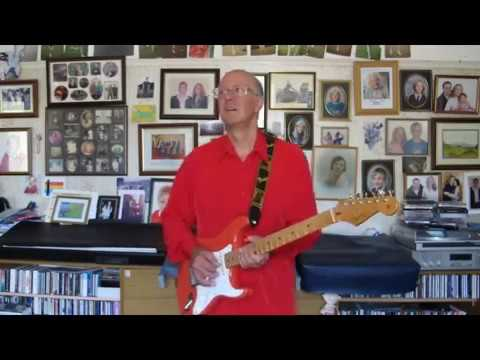 IT'S ONLY MAKE BELIEVE  - CONWAY TWITTY / BILLY FURY instrumental cover