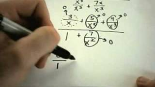 Limits at Infinity - Basic Idea and Shortcuts!
