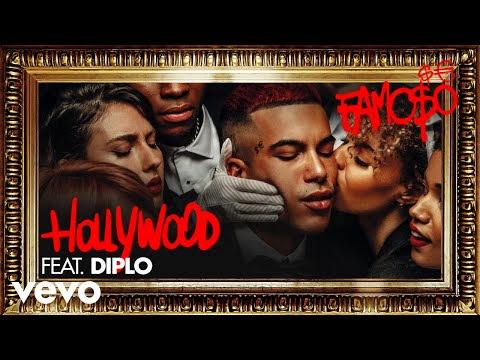 Sfera Ebbasta - Hollywood (Visual) ft. Diplo