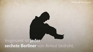 Jeder sechste Berliner ist von Armut bedroht