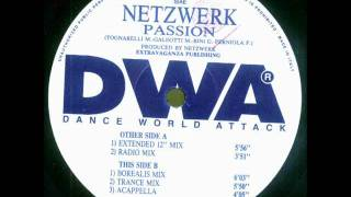 Netzwerk - Passion (Borealis Mix) HQ AUDIO