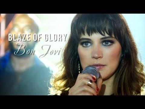 Bon Jovi Blaze Of Glory Tradução Tema de Clara Trilha Sonora O Outro Lado Do Paraíso