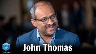 جون توماس ، IBM بيانات منظمة العفو الدولية | IBM بيانات منظمة العفو الدولية منتدى