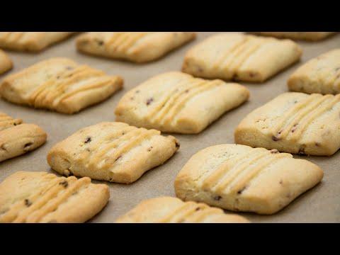 К ЧАЮ Я больше в магазине НЕ ПОКУПАЮ!!! Быстрый рецепт песочного печенья!   Это просто