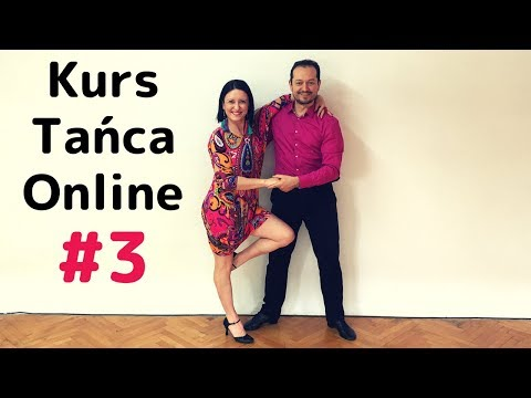 Kurs Tańca Online #3 Cha Cha, Salsa i Disco Fox