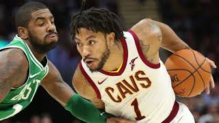 Cavs' derrick rose on his role, 'i just want to hoop'
