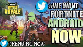 FORTNITE ANDROID RELEASED DATE | WANT FORTNITE ANDROID RELEASED EARLY ? | DO THIS NOW !