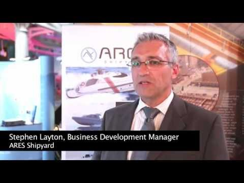 Offshore Patrol & Security 2012, Stephen Layton, ARES Shipyard