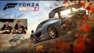 DIRECTO de Forza Horizon 4 desde el E3 2018 | Entrevista a Brian Ekberg *Mejorado*