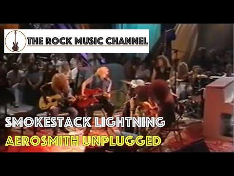 Aerosmith Unplugged - Smokestack Lightning