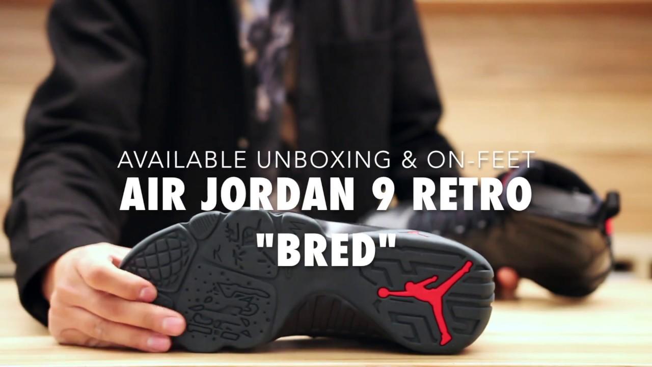 eee98eefa41c Air Jordan 9 Retro