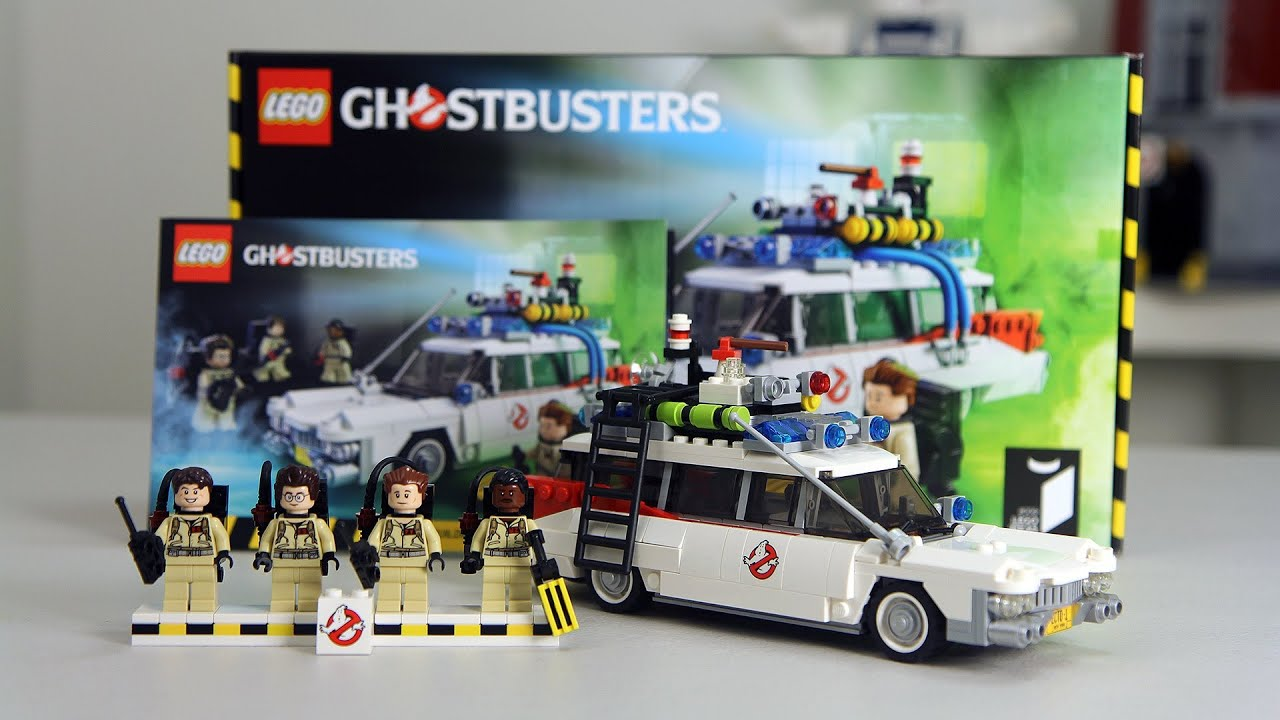 lego 21108 ghostbusters review youtube. Black Bedroom Furniture Sets. Home Design Ideas