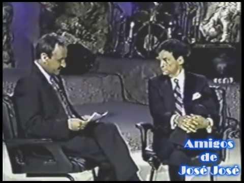 José José en entrevista con Ricardo Rocha 1993 (Primera Parte)