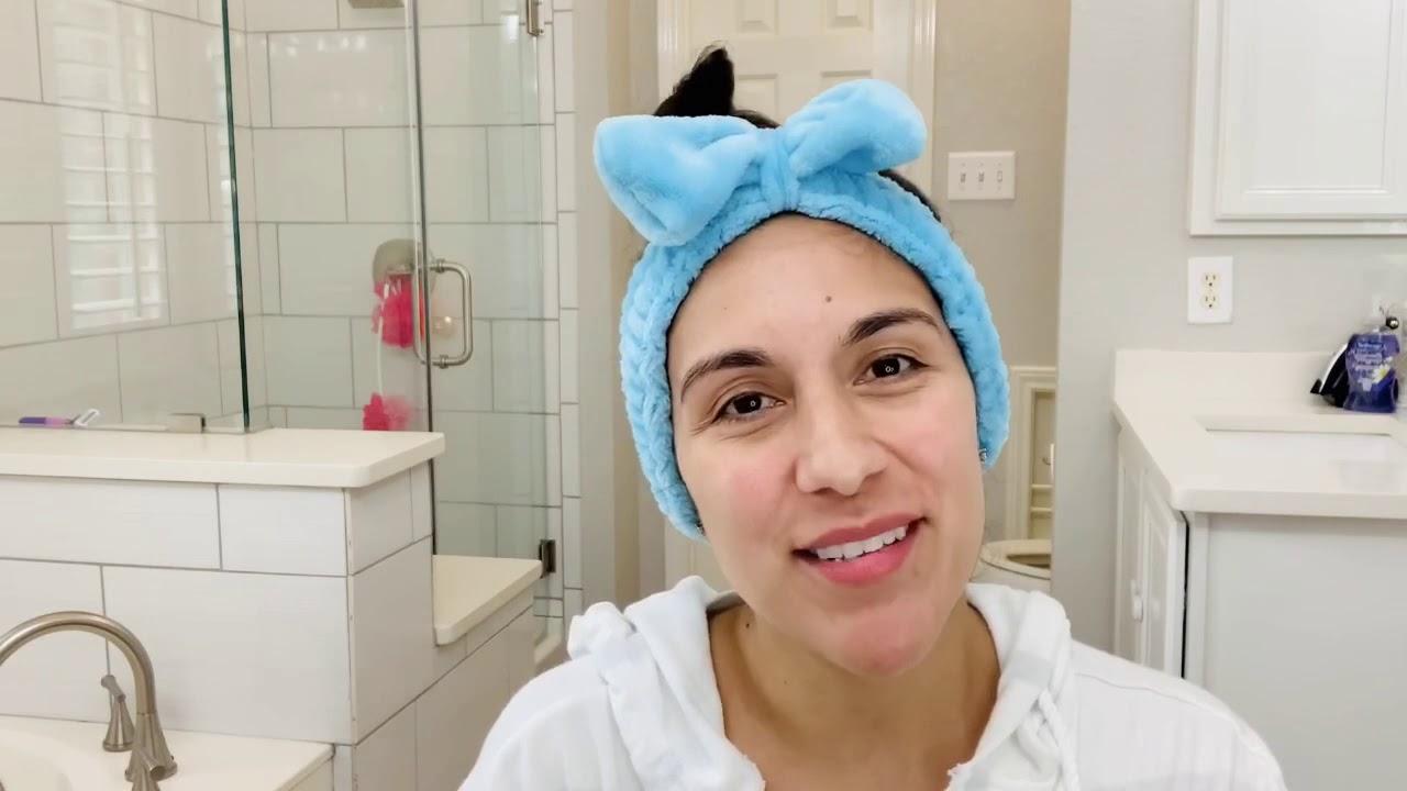 Quarantine Skincare Routine