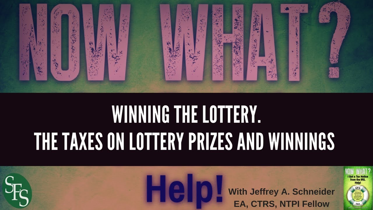 Tax On Lottery Winnings In Australia
