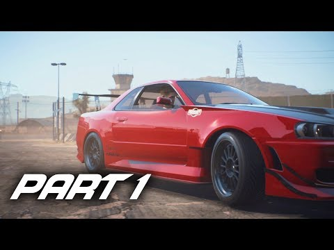 Thumbnail: Need for Speed Payback Gameplay Walkthrough Part 1 - Fortune Valley (NFS Payback 2017) Full Game