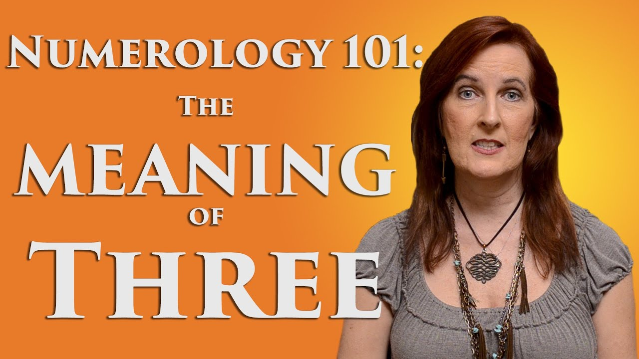 Numerology 101: Life Path Threes