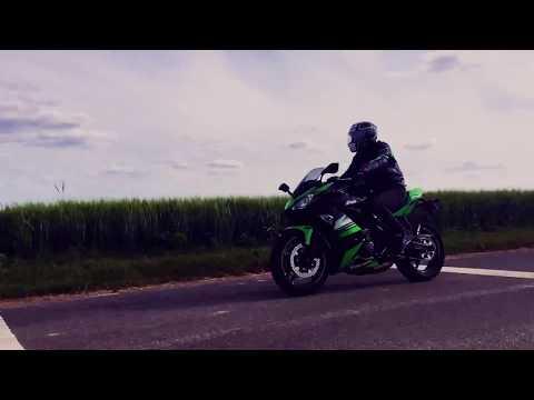Balade moto avec les French Riders