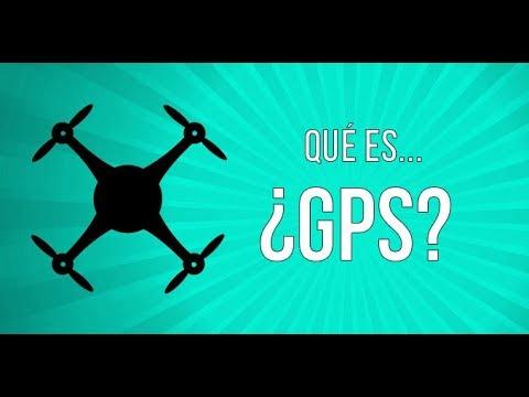 ¿QUÉ ES EL GPS O GLONASS? - Diccionario drone