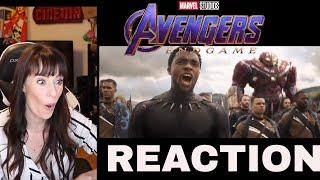 """Marvel Studios' Avengers: Endgame   """"To The End"""" REACTION!"""