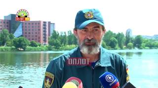 • МЧС ДНР предупреждает - соблюдайте правила безопасности на воде