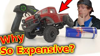 Why is this MINI RC Car so Expensive?