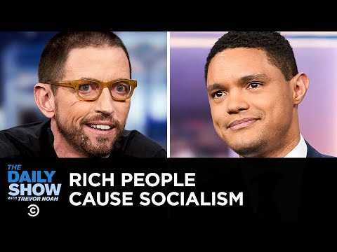 Who's Responsible for the Rise of Socialism in America? | The Daily Show thumbnail