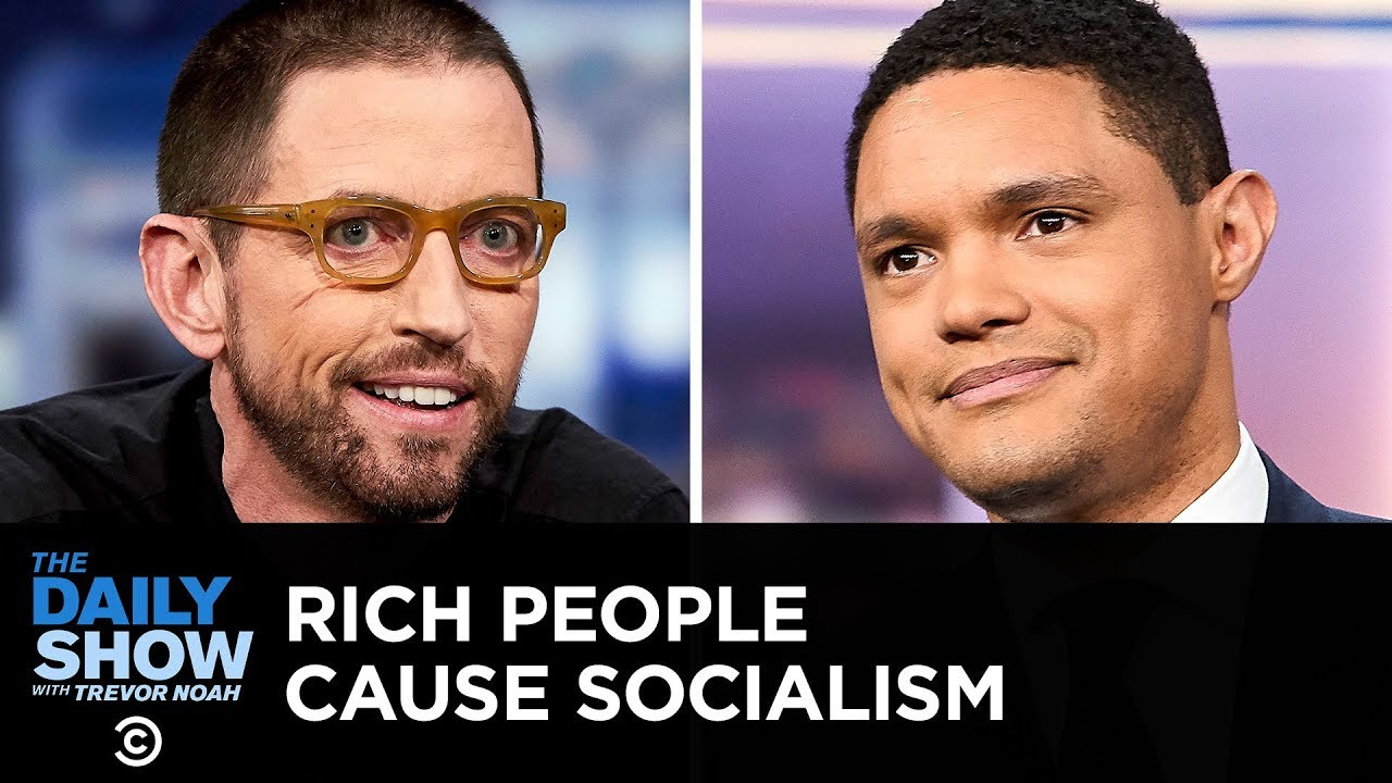 Who's Responsible for the Rise of Socialism in America? | The Daily Show