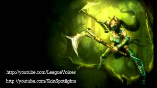 Akali Voice - English - League of Legends