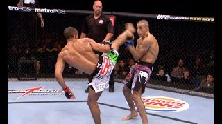Edson Barboza Top 5 Finishes