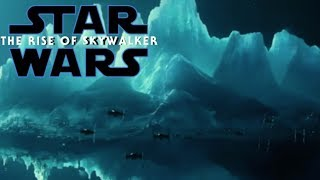 Star Wars: The Rise of Skywalker - Official Teaser For Trailer (NEW FOOTAGE)