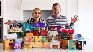 GROCERY SHOPPING HAUL! Shop With Us! | Ellie And Jared