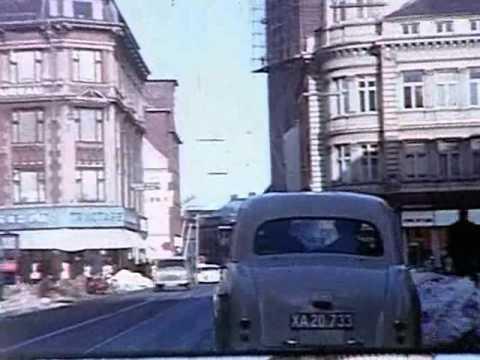 Køretur gennem århus anno 1904 -1965