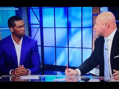 RANDY MOSS ICE GRILLS AND SNAPS ON TRENT DILFER FOR HATING ON COLIN KAEPERNICK!
