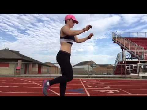 Track Workout - Melanie Ash Fitness