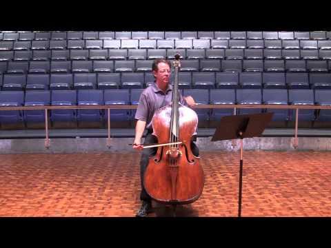 Excerpt #5, Tchaikovsky: Souvenir de Florence, Mvt. 4