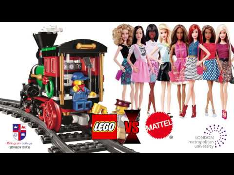 Mattel Inc and The Lego group Comparative Analysis of Toys Industry. [Islington College]
