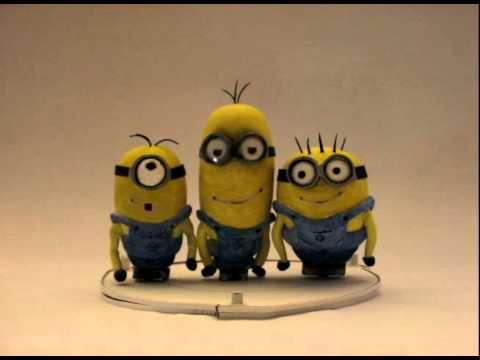 Minions Sing Happy Birthday To Shelby Youtube