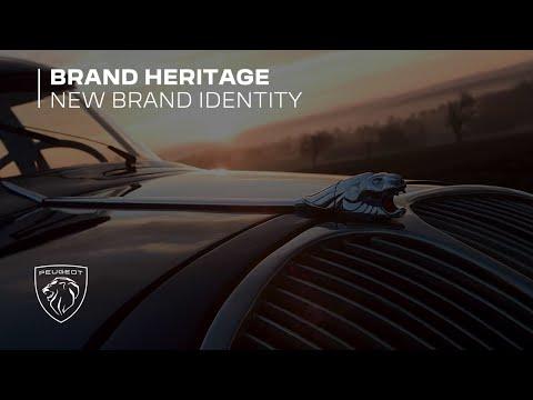 Brand Heritage | Peugeot New Brand Identity