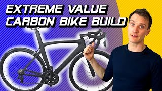 CARBON BIKE BUILD, for less than £730!!!