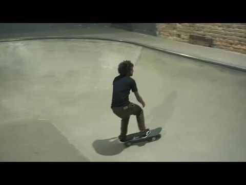 Dario Mattarollo // Skatehalle Berlin