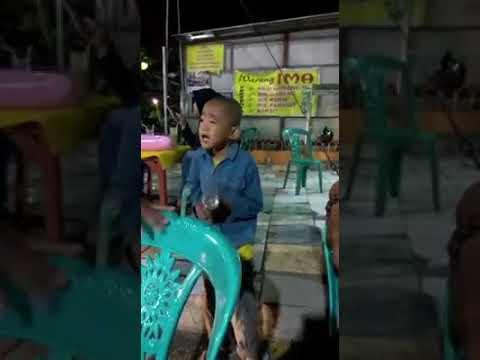 viral pengamen kecil ini nyanyikan lagu Oh Tuhan Ku Cinta DIA   Anji