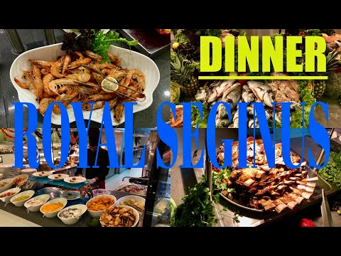 Royal Seginus / ужин /dinner / main restaurant 18-30