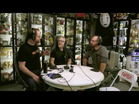 Mars Attacks! - Still Untitled: The Adam Savage Project - 6/6/17