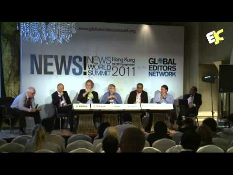 'Ethical journalism after News of the World' at the NEWS! Summit 2011 in Hong Kong.