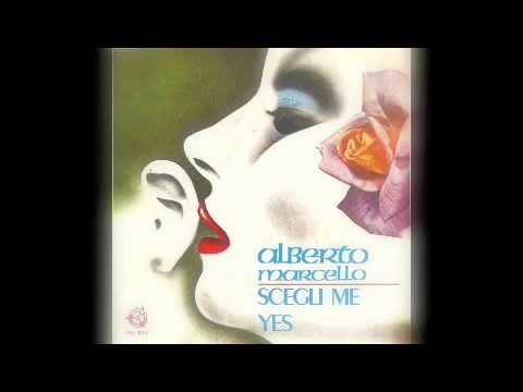 Alberto Marcello - Yes (disco Funk, Italy 1979)